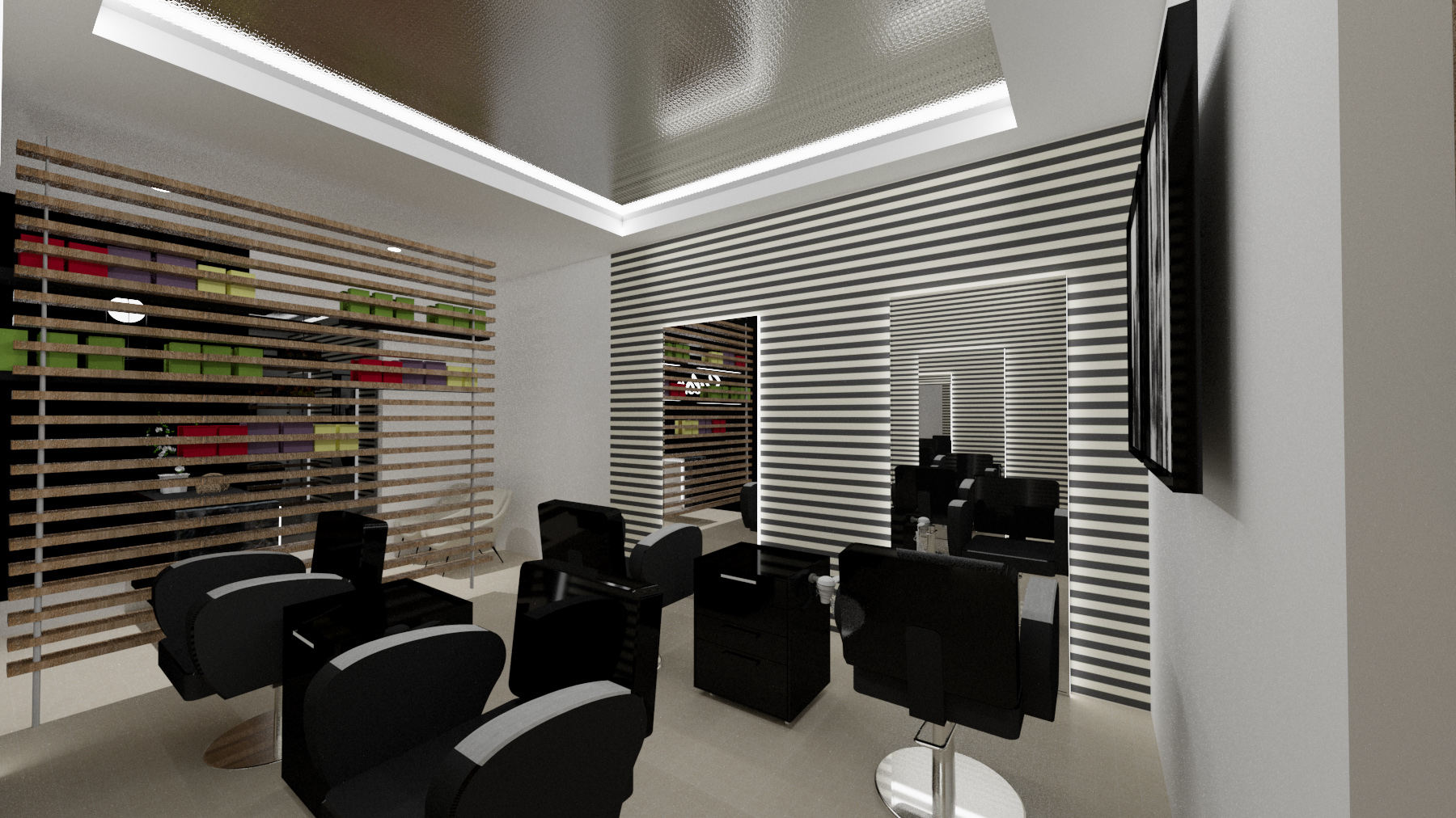 View of hairdresser2